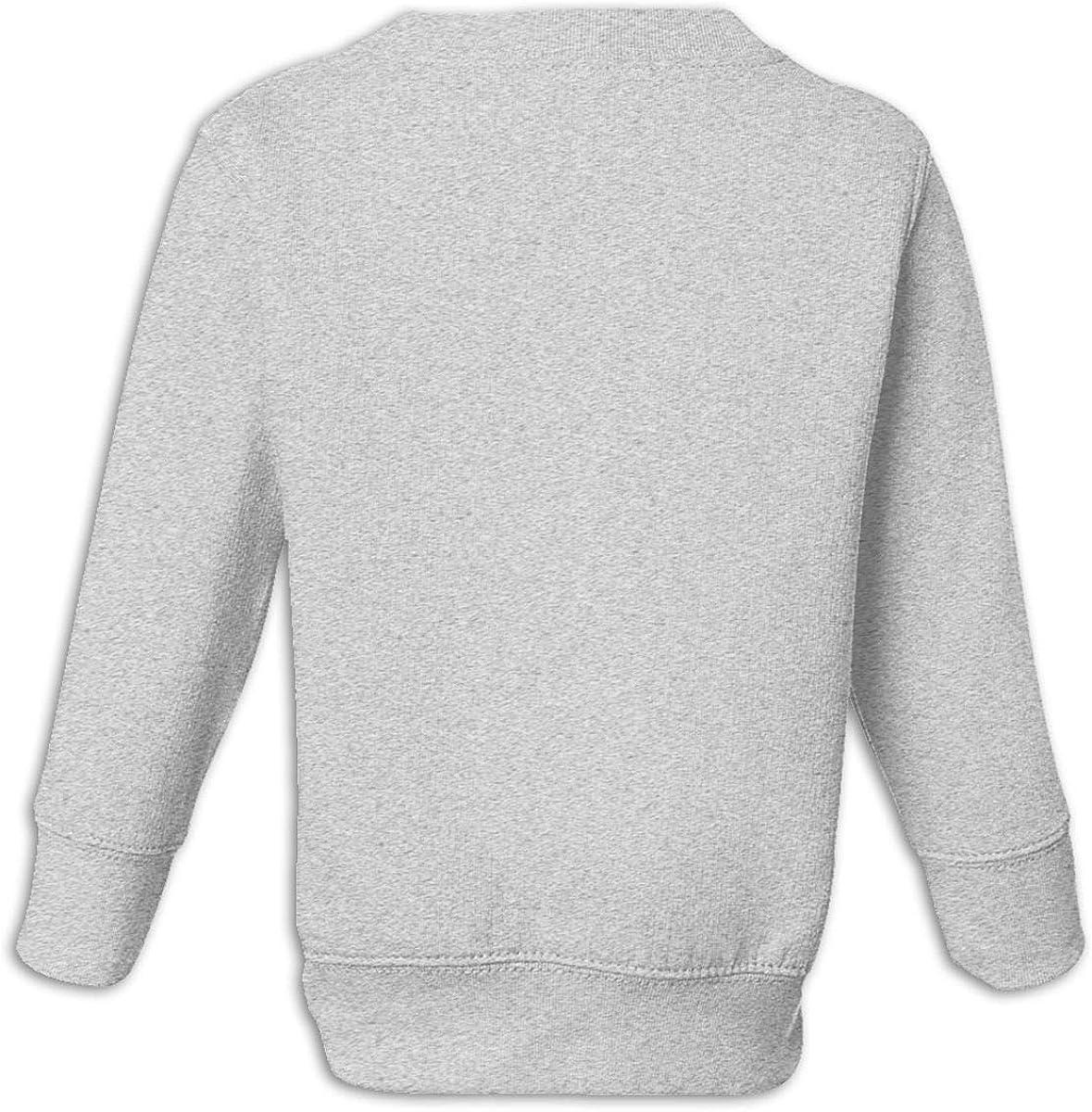 HsHdesign Juvenile Long Sleeves Skull Surrender Graphic Sweatshirts for Spring//Autumn//Winter 2-6T