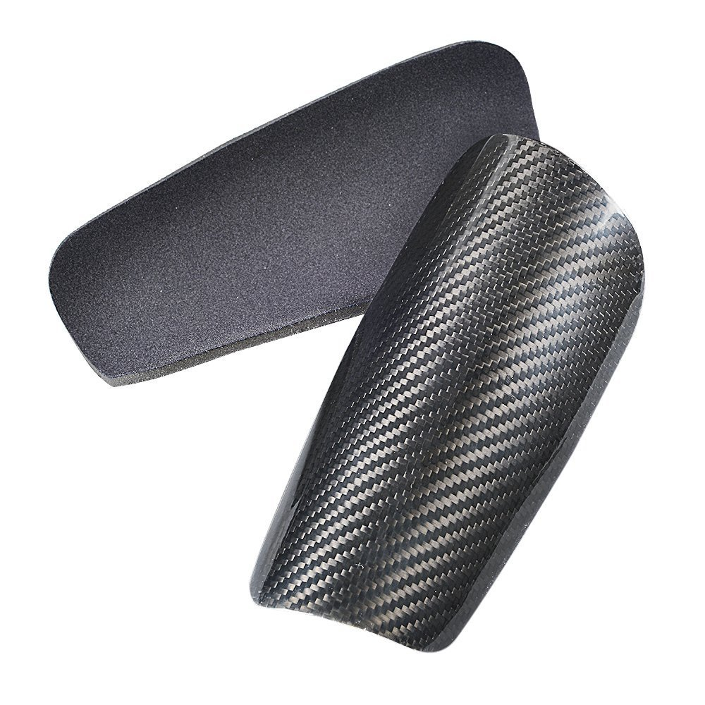 Shin Guard Carbon Fiber Leg guard Shin holders-CL CARBONLIFE Best Soccer Equipment Knee BracesS