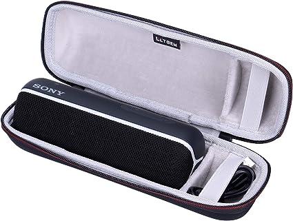 Amazon Com Ltgem Eva Hard Case For Sony Srs Xb22 Extra Bass Portable Bluetooth Speaker Home Audio Theater