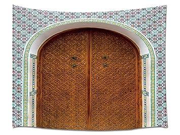 Kotom Tapisserie Marocaine Vintage Style Traditionnel Marocain