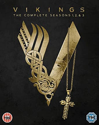 Vikings: Season 1-3