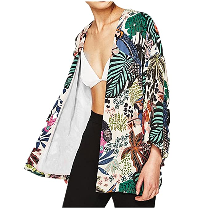 Frauen Spitze Crochet Kimono Quasten Cardigan Tops Blusen Hemd Bikini Cover Up