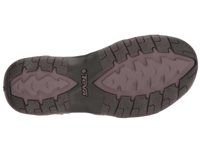Teva Womens Tirra Sandal,Plum Truffle 6 M US