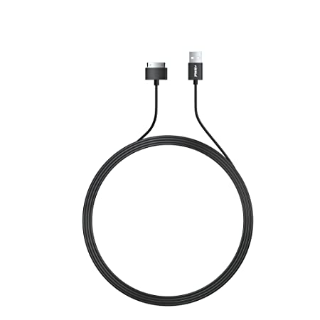 Amazon.com: Pwr+ 6.5 Ft USB to 30 Pin Cable for Samsung Galaxy Tab, Tab 2 7.0, 7.7, 8.9, 10.1 GT-P5113 SGH-I497 SCH-I915 GT-P3113 GT-P3100 SCH-I705 GT-P7510 ...