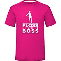 Floss Like A Boss T-Shirt Boys Girls Kids Adults Tee Top