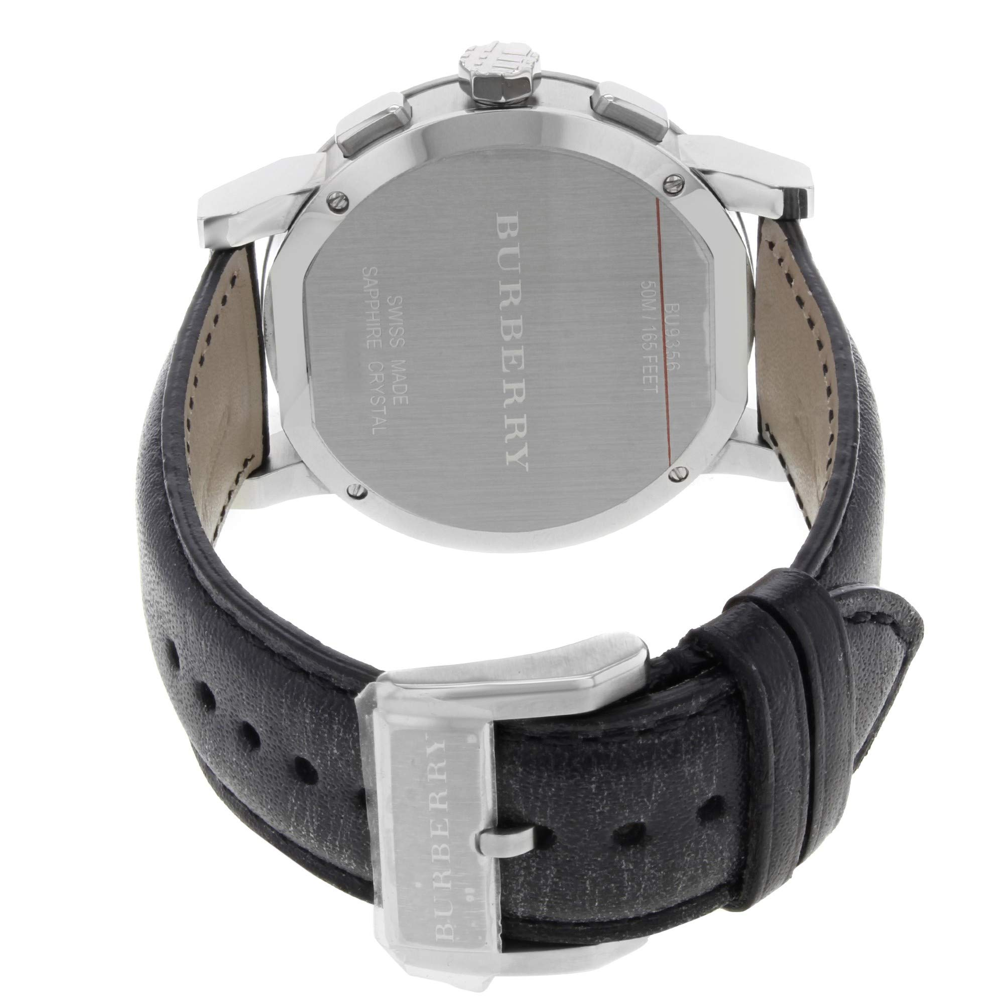Burberry The City Quartz Male Watch BU9356 (Certified Pre-Owned) by BURBERRY (Image #2)
