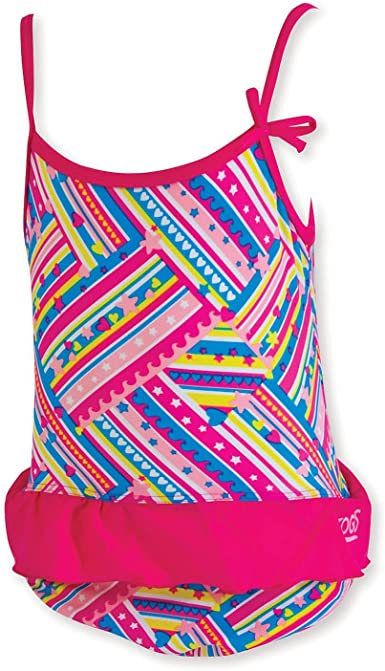 Zoggs Kids Swim Nappy One Piece Swimsuit