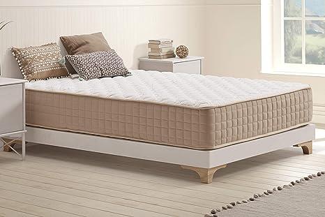 Moonia - Colchón Viscoelástico DOGMA GEL , 110X190cm, cama de 110 cm, alto - +/- 30cm (Disponible en todas medidas): Amazon.es: Hogar