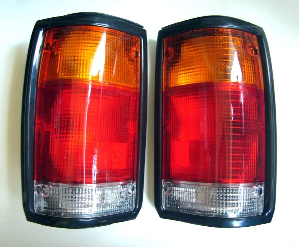 MotorStorex   Tail light LH & RH Rear Combination Light for Mazda B Series  B40 B40 B40 Magnum Pickup Truck Taillight