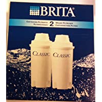 BRITA Classic - Filtro para Agua, Pack 2