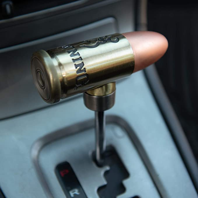Amazon.com: Browning Bullet Grip Gear Shift Knob (se vende ...