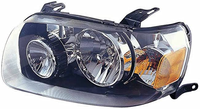 OE Replacement Headlight FORD ESCAPE HYBRID 2005-2007 Multiple Manufacturers FO2519102C Partslink FO2519102