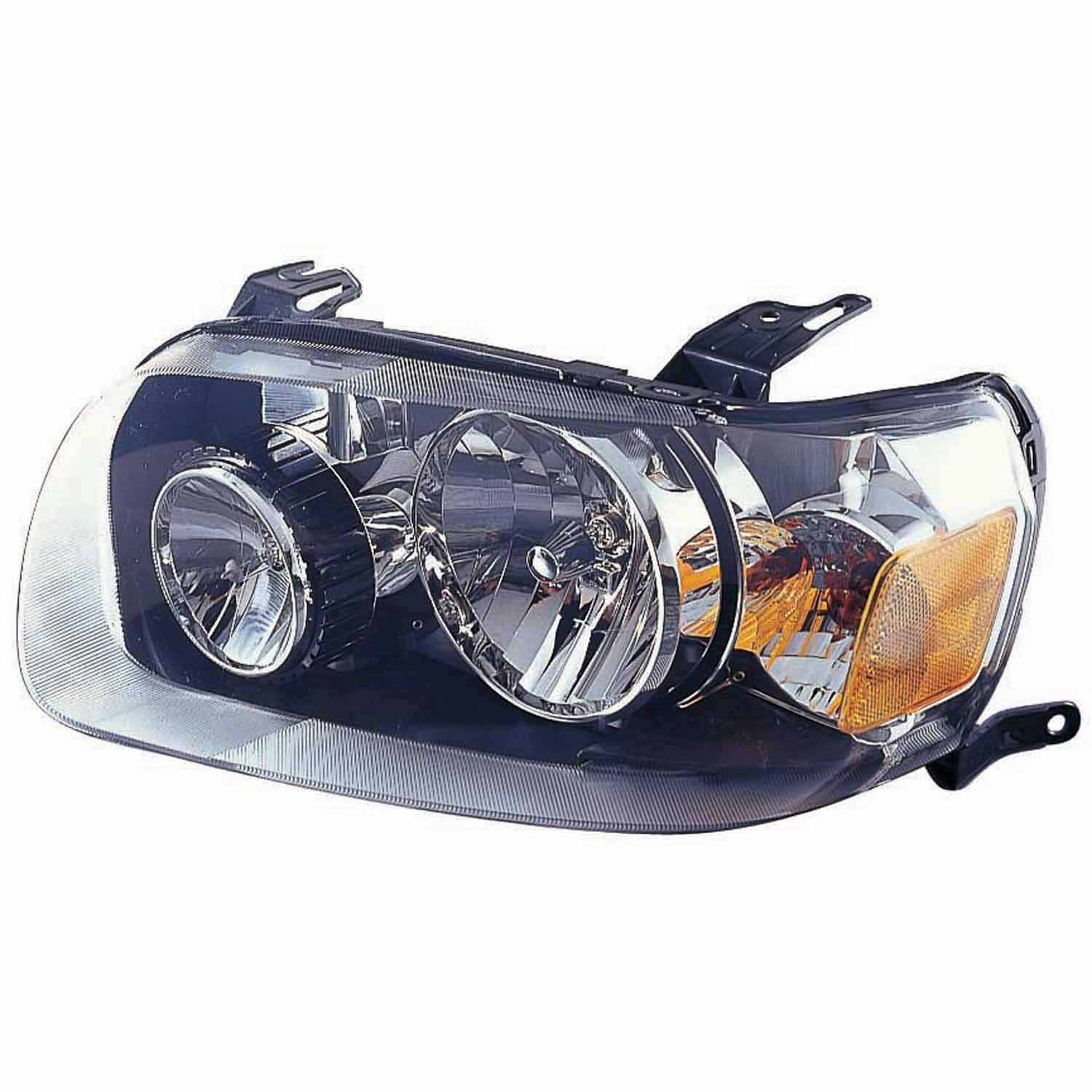 Partslink FO2519102 Multiple Manufacturers FO2519102C OE Replacement Headlight FORD ESCAPE HYBRID 2005-2007