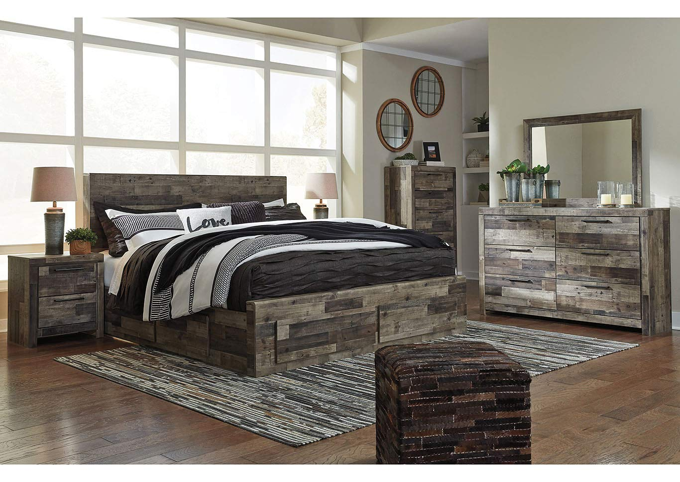 Amazon.com: Amazing Buys Derekson Bedroom Set by Ashley Furniture ...