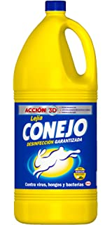 Conejo Lejía Azul - 4L