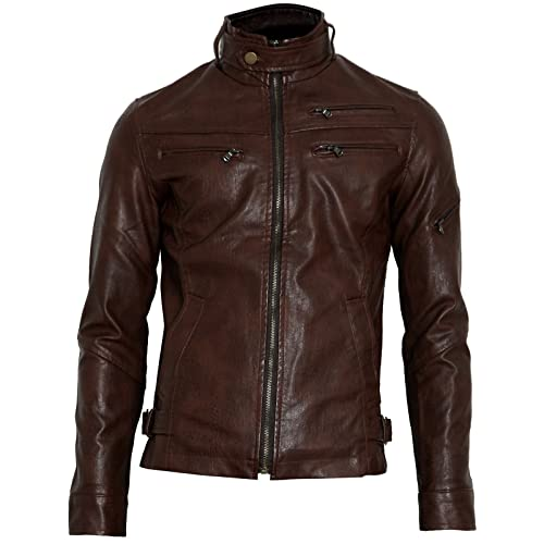 Ca 30 Resultater Buy Zara Leather Jackets Online India