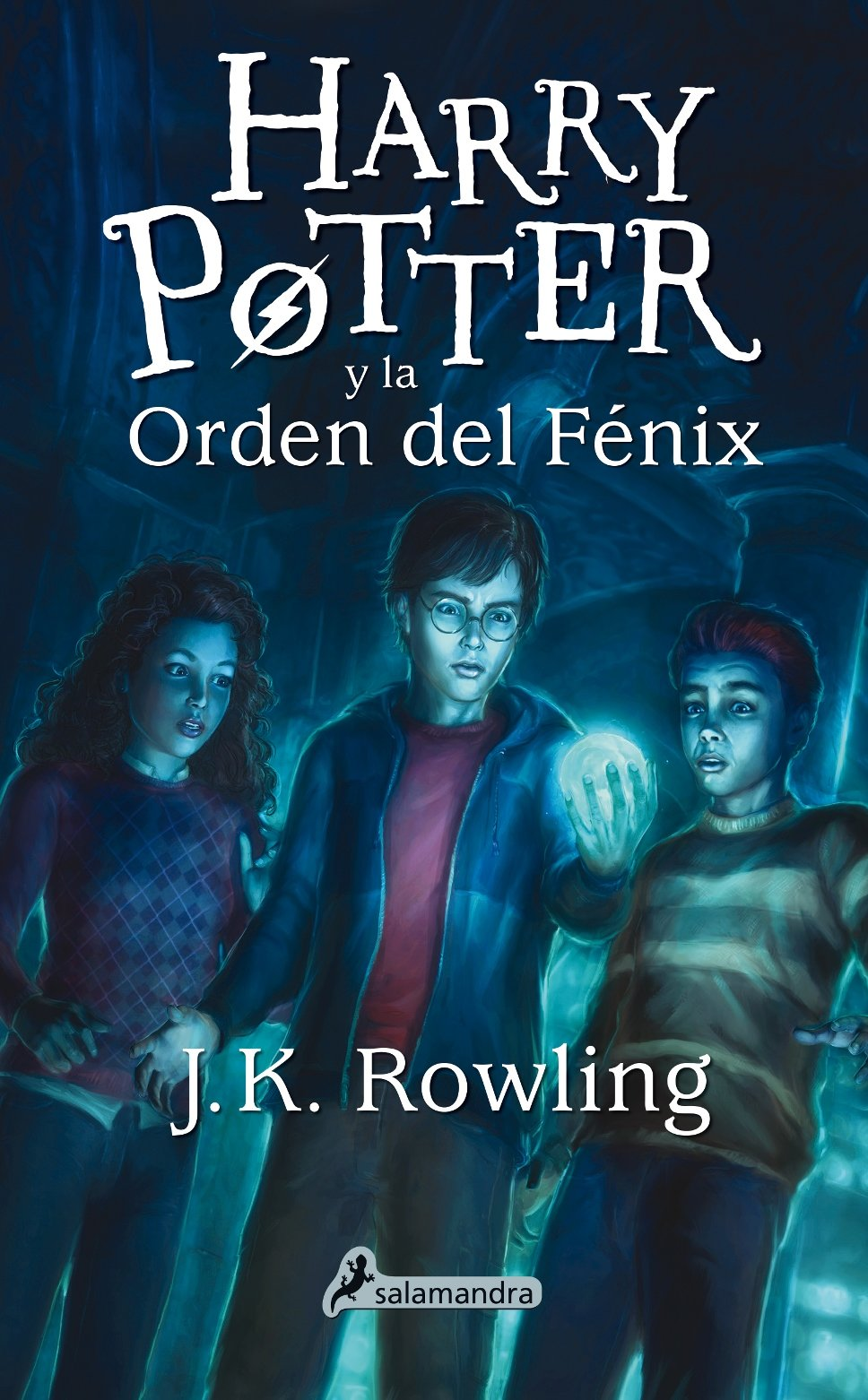 Harry Potter y la orden del fenix (Harry 05) (Spanish Edition), J. K. Rowling