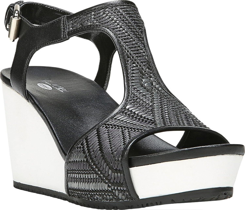 ea14f68a144 Dr. Scholl s Original Collection Women s Wiley T Strap Sandal