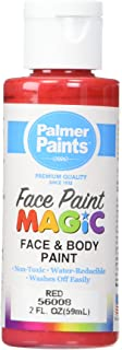 product image for Palmer 56008-36 Face & Body Paint, 2 oz, Red