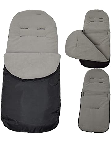 Wooly Reversible Seat Liners for Silver Cross Pioneer Pushchairs