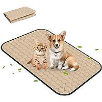 "Portin Dog Pee Pad, Washable & Reusable & Leakproof Pet Training Mat (39.4"" x 27.6""-1pcs)"