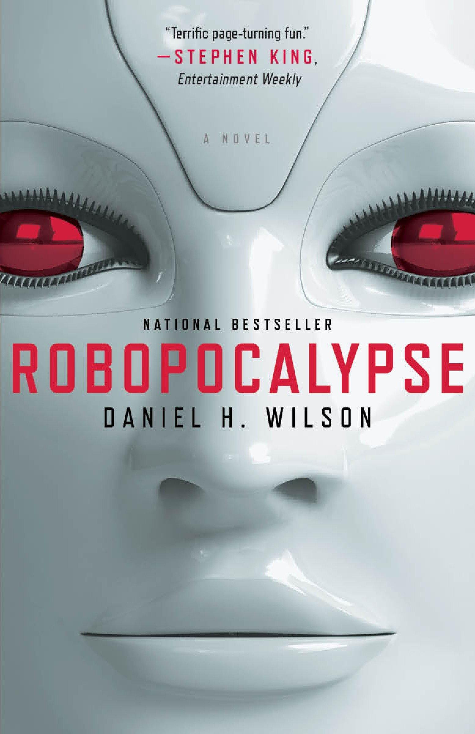 Robopocalypse: A Novel (Vintage Contemporaries): Wilson, Daniel H.:  9780307740809: Amazon.com: Books
