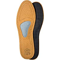 Orthotic Leather Shoe Insoles For Morton's Neuroma And Forefoot Pain, With Metatarsal Arch Support And Cushion, For Men…