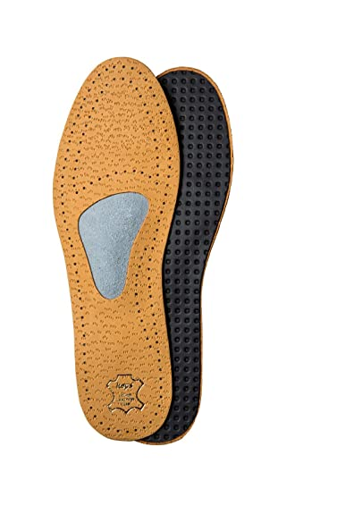 Orthotic Leather Shoe Insoles For Mortons Neuroma And Forefoot Pain