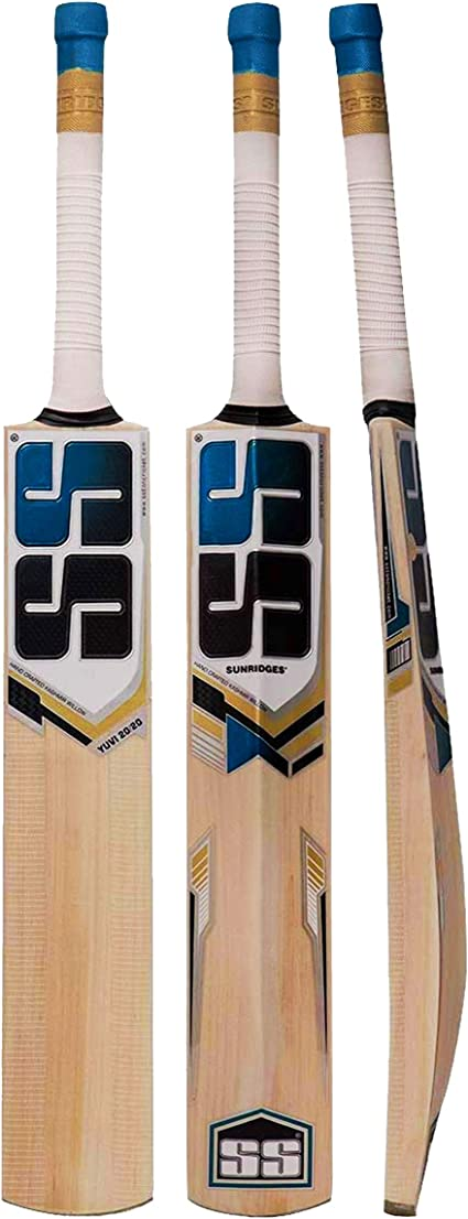 Details about  /SS Kashmir Willow Leather Ball Cricket Bat Exclusive Cricket Bat for Adult Size