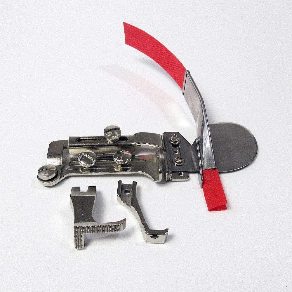Binder Set Swing Away Single-Fold for Brother Db2-B797 Db2-B798 Artisan 797Ab 31.7mm 15.9mm Tape Finish Size:1-1//4 -5//8
