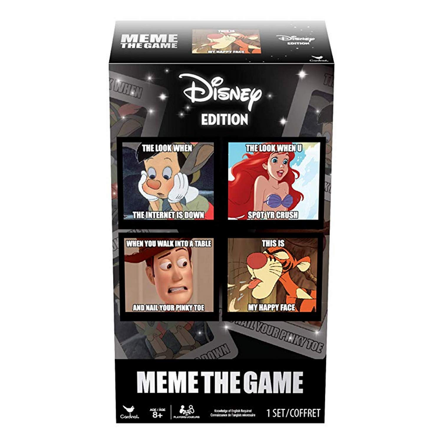 The Disney Meme Game