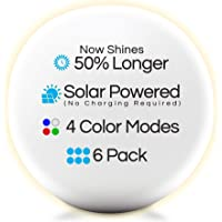 POP Color-Changing Solar LED Ball