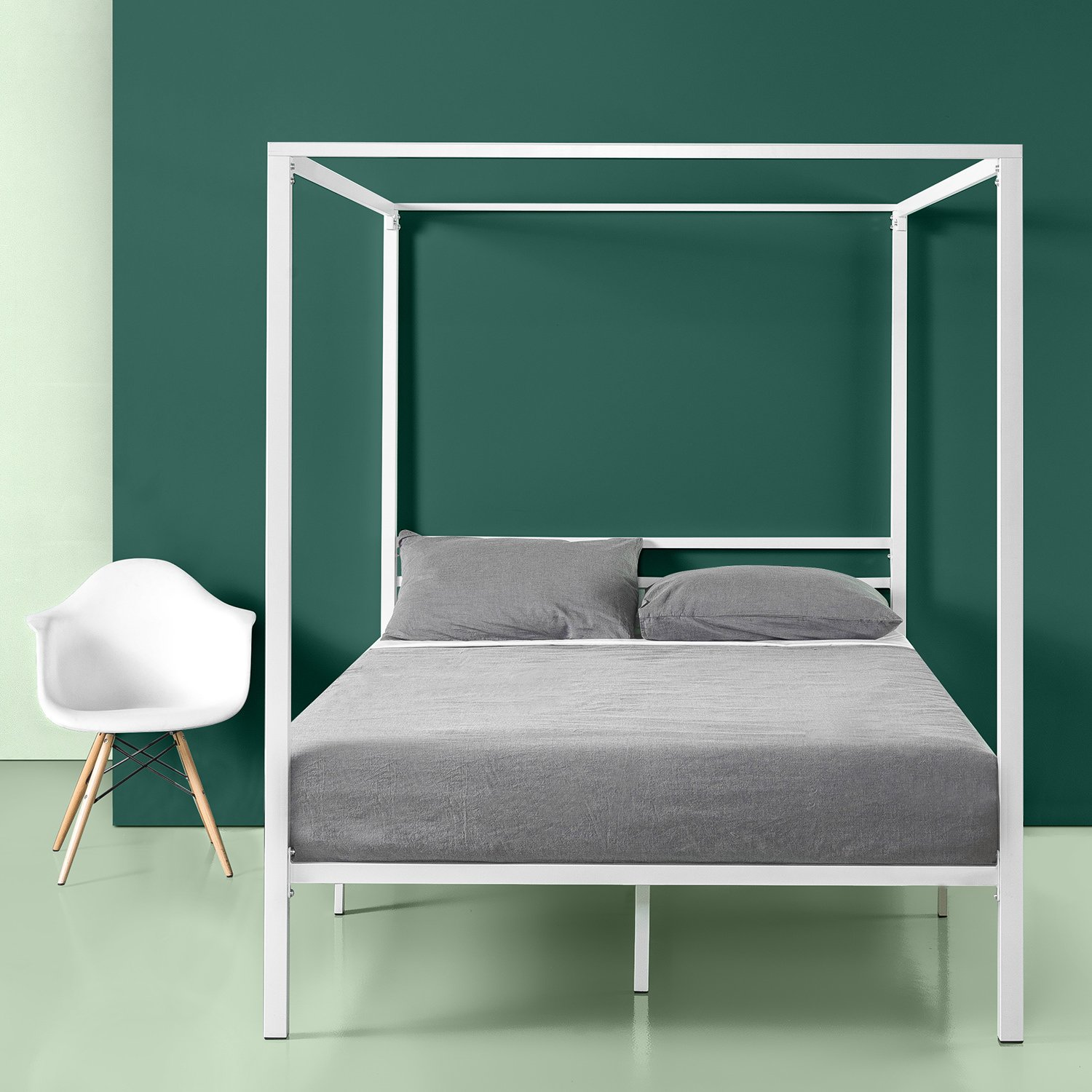 Top 7 Best Four Poster Canopy Beds Frames Reviews In 2019