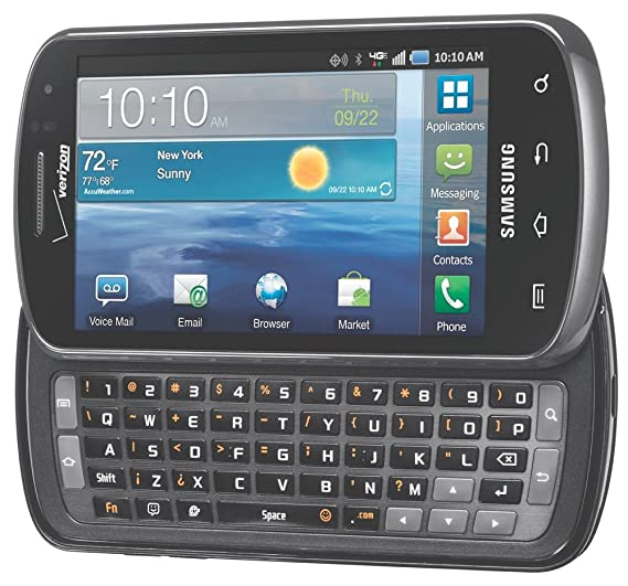 new android phones with keyboard verizon