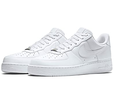 Nike Unisex Adults  Air Force 1 07 Trainers  Amazon.co.uk  Shoes   Bags 27b0ea78a