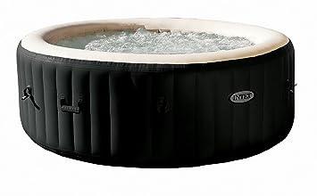 Intex 284443 PureSpa Bubble y Jet massage Juego con bomba, calefactor, sistema purificazione Agua