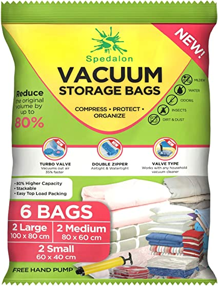 Reusable Vacuum Seal Bags For Clothes