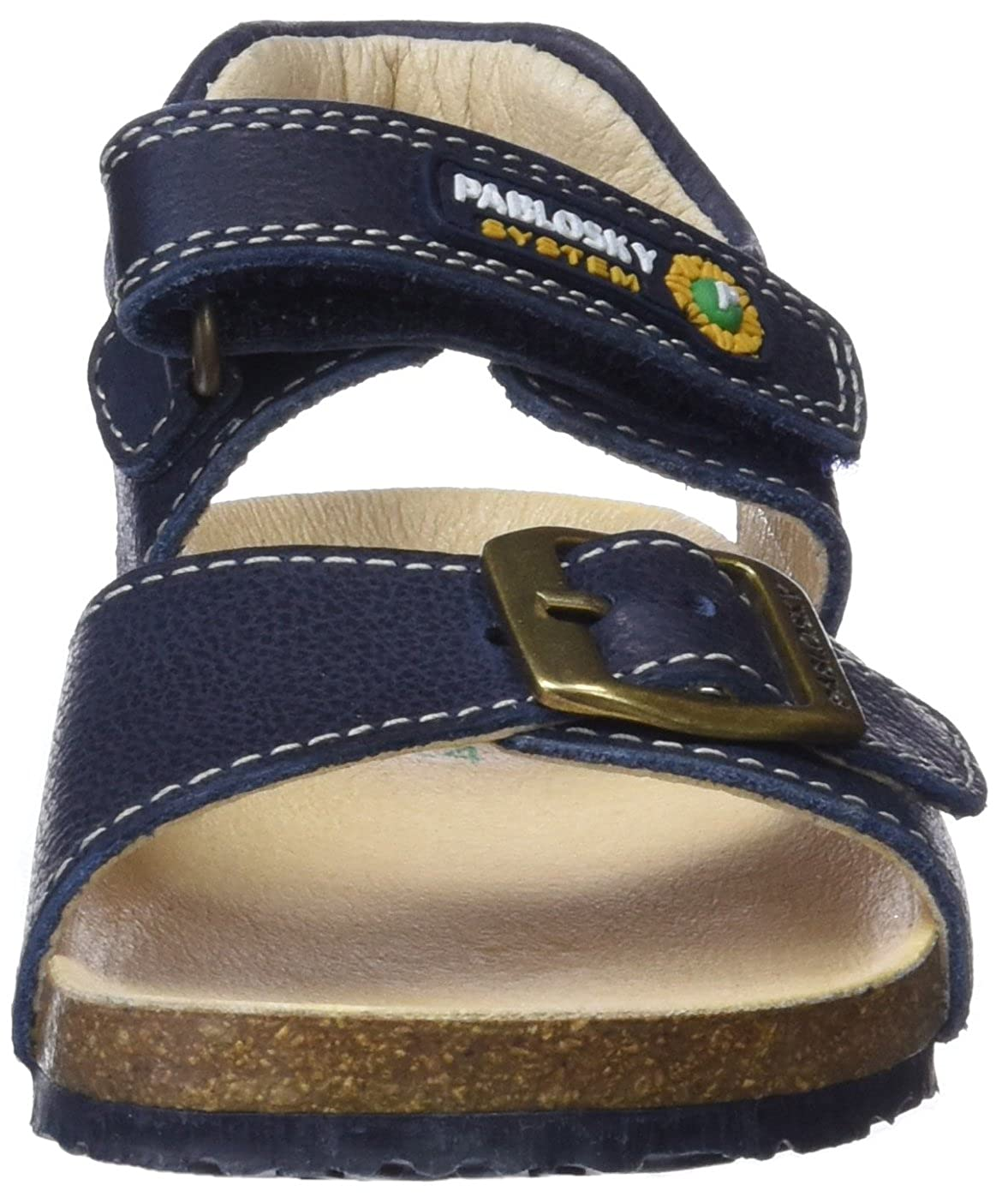 Pablosky Boys/' 584626 Open Toe Sandals Azul 584626 Blue 8.5 UK