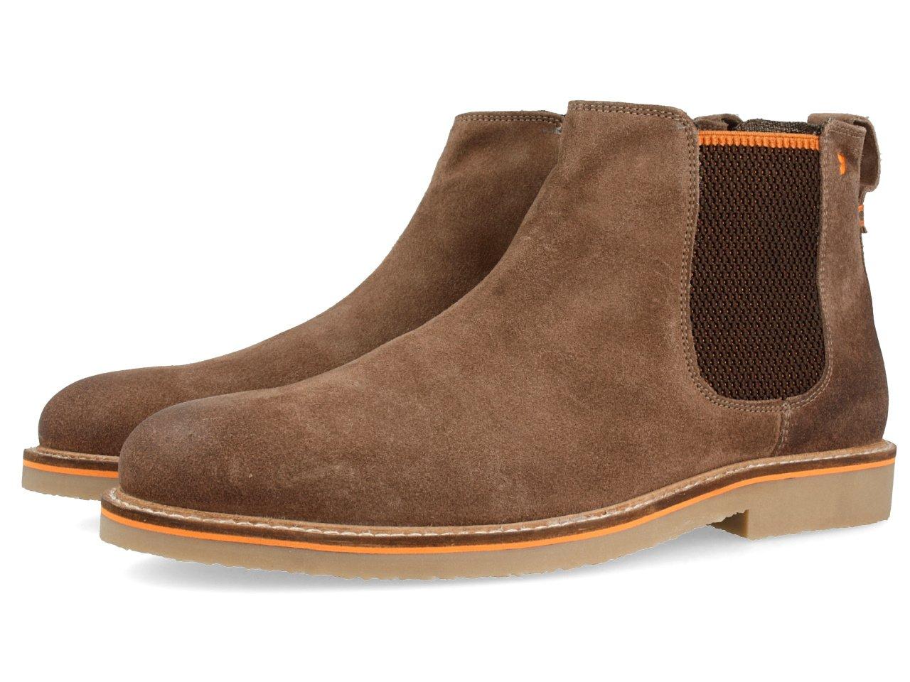 Gioseppo Herren 30388 Stiefel Braun (Brown)