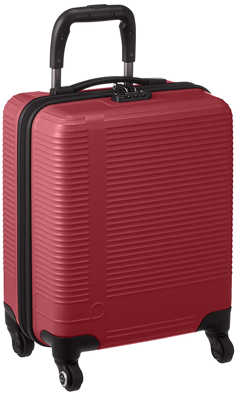 [プロテカ] スーツケース 日本製 ステップウォーカー サイレントキャスター 機内持込可 保証付45cm 2.9kg 02891 B078X7L9J8 コロナレッド コロナレッド