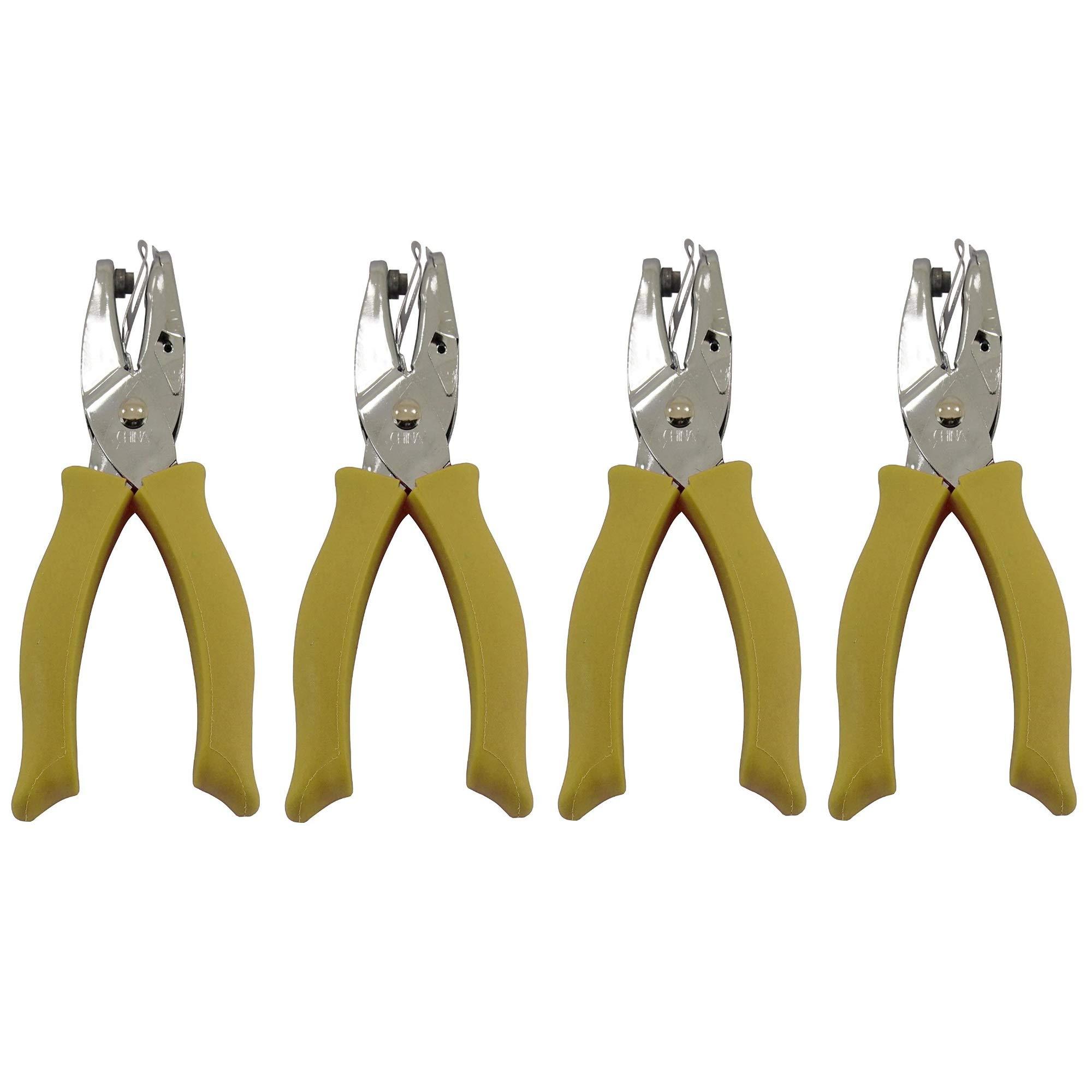 Fiskars Corporation 1/4'' Star Hand Punch 23537097J, 4 Pack