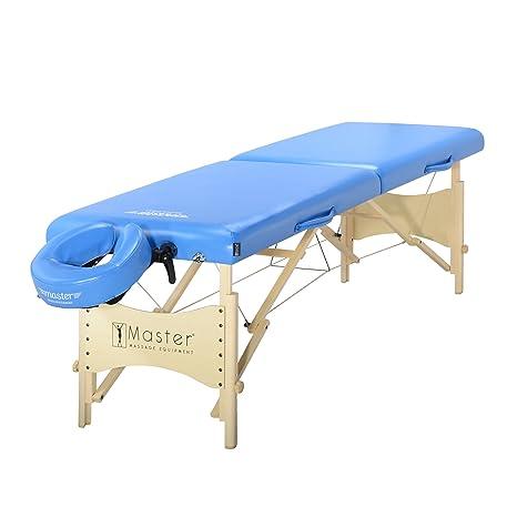Master Massage 65cm Skyline Pro Lettino Da Massaggio Leggero