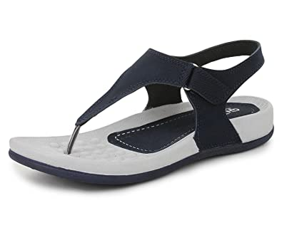 ffad4dc15 TRASE Qure Sandal for Women  Buy Online at Low Prices in India - Amazon.in