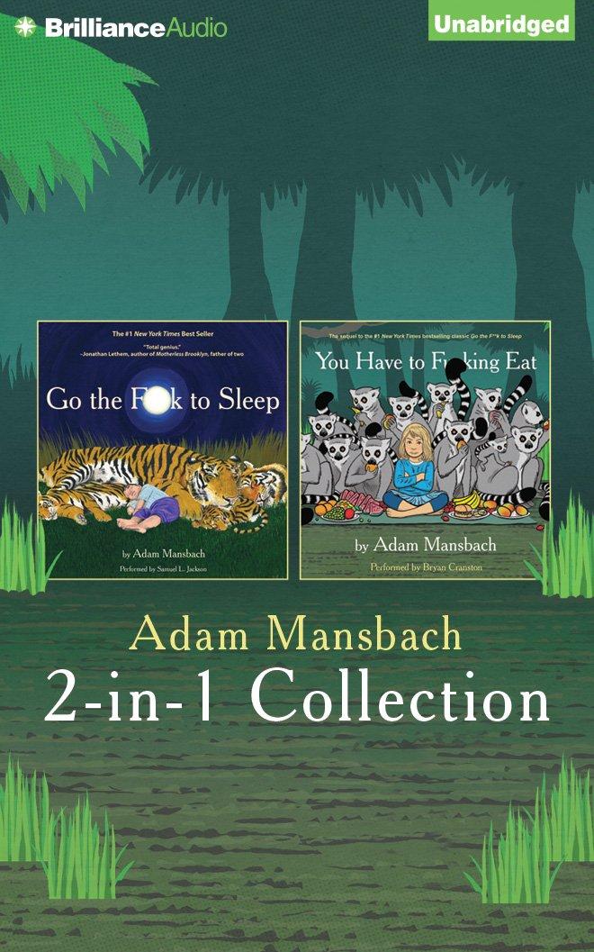 Go The Fk To Sleep By Adam Mansbach
