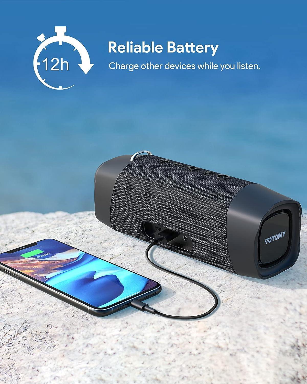 Bluetooth Lautsprecher Tragbare Votomy Elektronik