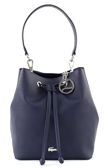 LACOSTE Daily Classic Bucket Bag Peacoat  Amazon.co.uk  Shoes   Bags b1970616701