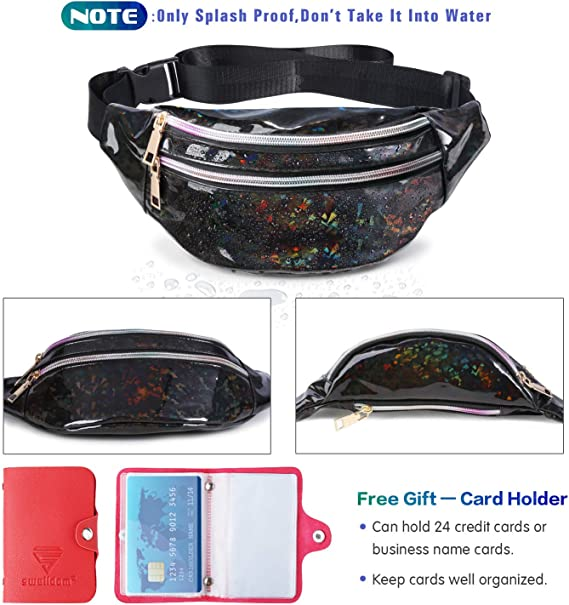 The Way The Truth The Life Sport Waist Bag Fanny Pack Adjustable For Travel