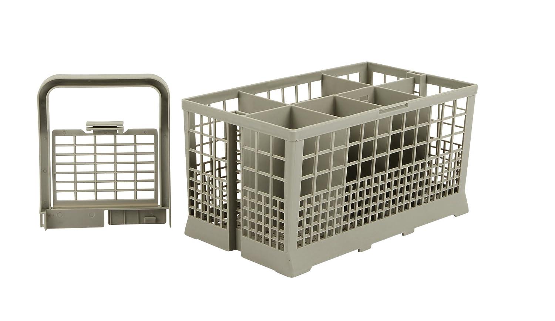 Panier /à couverts universel convient pour de nombreux lave-vaisselles 60/cm de largeur/-/Dimensions:240/x 136/mm/-/plastique renforc/é.