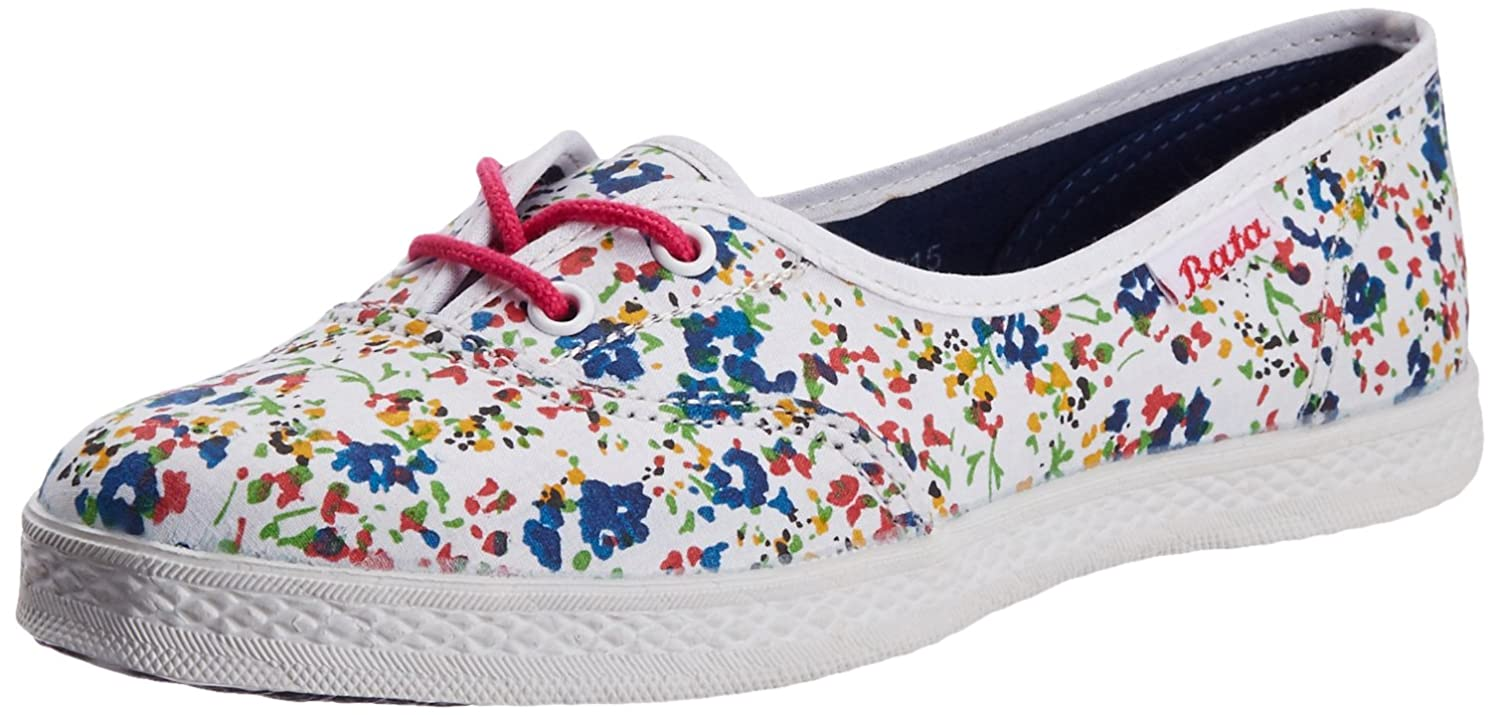 bata white canvas shoes for womens