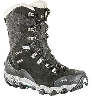 1653de6beaa Amazon.com: Oboz Madison Insulated B-Dry Hiking Boots - Women's ...